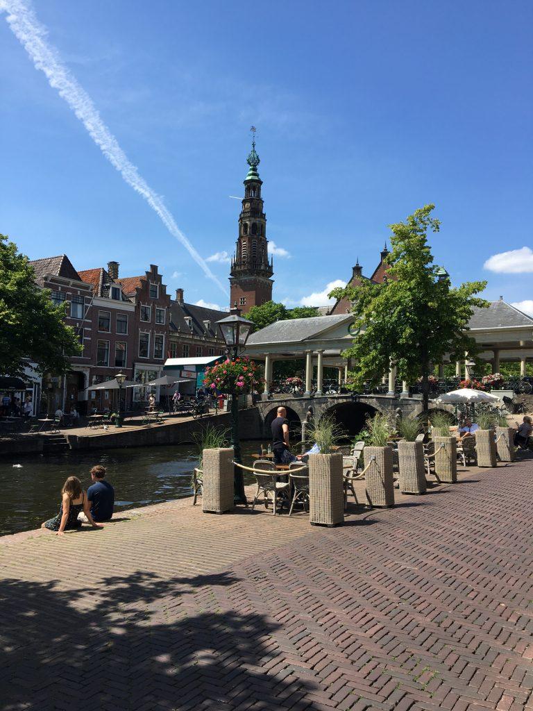 Leiden Innenstadt