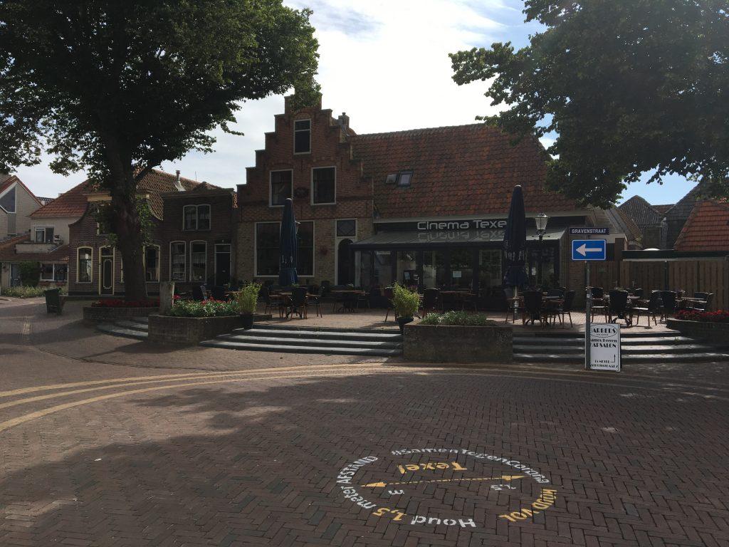 Hauptstadt Den Burg