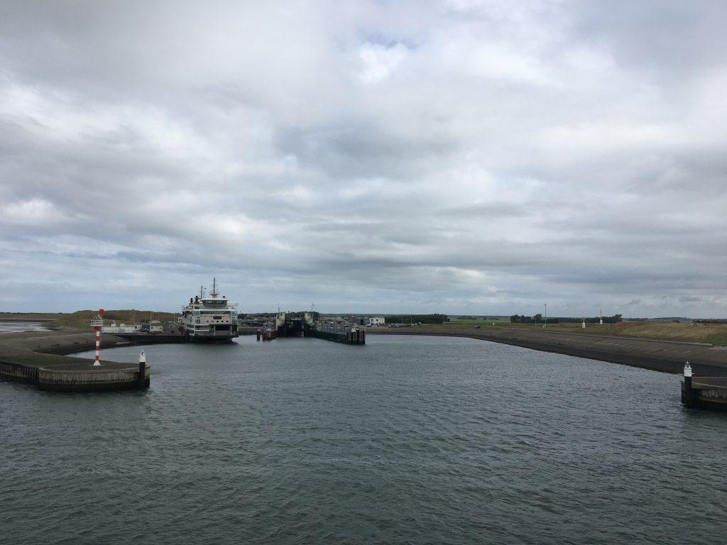 Hafen von 't Hoorntje, auf Texel.