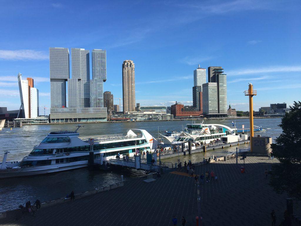 Skyline Rotterdam, Südholland