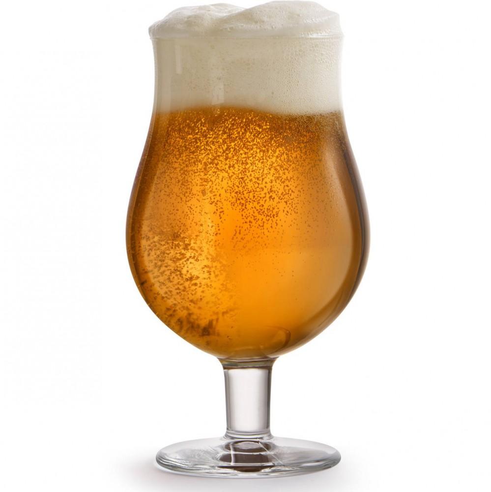 Bokaal: hier werden aromatische niederländische Biere eingeschenkt.