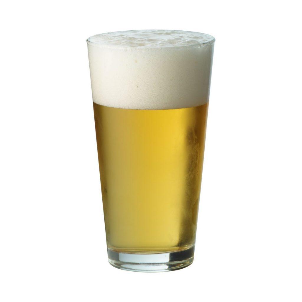 Im vaasje trinkt man niederländische Pilsbiere.