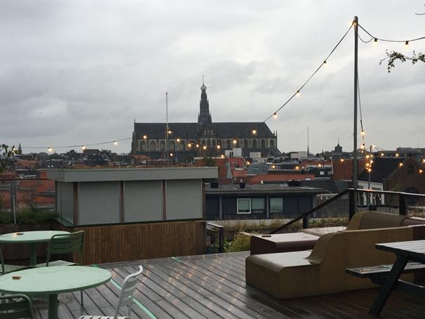 Cafes in Haarlem: de Dakkas