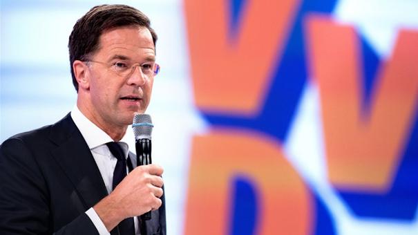 Mark Rutte vor den Wahlen in den Niederlanden 2021