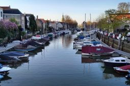Dordrecht – Kleinstadt meets Nationalpark